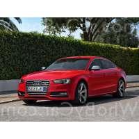 Поколение Audi S5 I лифтбек рестайлинг