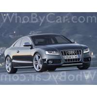 Поколение Audi S5 I купе