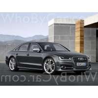 Поколение Audi S8 III (D4) рестайлинг