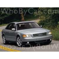 Поколение Audi S8 I (D2) рестайлинг