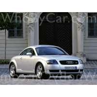 Поколение Audi TT I (8N) купе