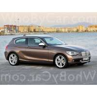 Поколение BMW 1er II (F20-F21) 3 дв. хэтчбек