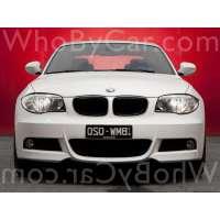 Поколение BMW 1er I (E82/E88) 2 купе рестайлинг