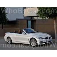 Поколение автомобиля BMW 4er кабриолет