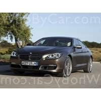 Поколение BMW 6er III (F06/F13/F12) седан