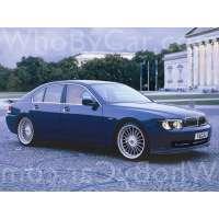 Поколение Alpina B7 E65/66