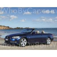 Поколение BMW 3er V (E9x) кабриолет рестайлинг