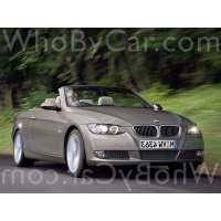 Поколение BMW 3er V (E9x) кабриолет