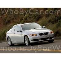 Поколение BMW 3er V (E9x) купе