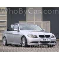 Поколение BMW 3er V (E9x) седан