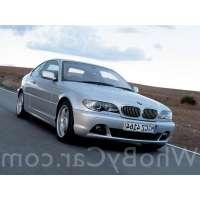 Поколение BMW 3er IV (E46) купе рестайлинг