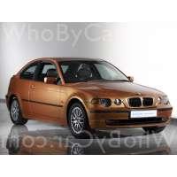 Поколение BMW 3er IV (E46) 3 дв. хэтчбек рестайлинг