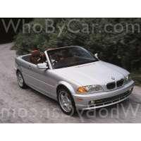 Поколение BMW 3er IV (E46) кабриолет