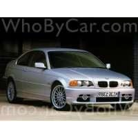 Поколение BMW 3er IV (E46) купе