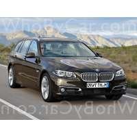 Поколение BMW 5er VI (F10/F11/F07) 5 дв. универсал рестайлинг