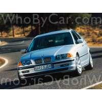 Поколение BMW 3er IV (E46) седан