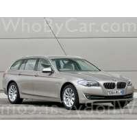Поколение BMW 5er VI (F10/F11/F07) 5 дв. универсал