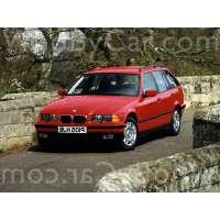 Поколение BMW 3er III (E36) 5 дв. универсал