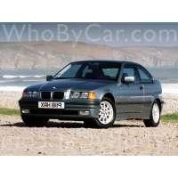 Поколение BMW 3er III (E36) 3 дв. хэтчбек