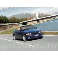 Поколение BMW 3er III (E36) кабриолет