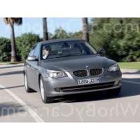 Поколение автомобиля BMW 5er V (E60/E61) седан рестайлинг