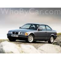 Поколение BMW 3er III (E36) купе