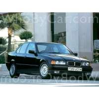 Поколение BMW 3er III (E36) седан