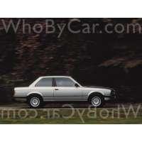 Поколение BMW 3er II (E30) купе