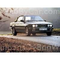 Поколение BMW 3er II (E30) кабриолет