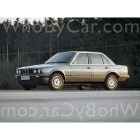 Поколение BMW 3er II (E30) седан