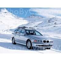 Поколение автомобиля BMW 5er IV (E39) 5 дв. универсал