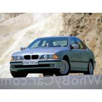 Поколение BMW 5er IV (E39) седан