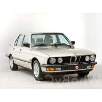 Поколение автомобиля BMW 5er II (E28)