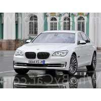 Поколение BMW 7er V (F01/F02/F04) рестайлинг