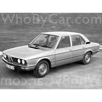 Поколение BMW 5er I (E12)