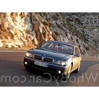 Поколение BMW 7er IV (E65/E66) рестайлинг