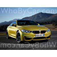 Поколение BMW M4 купе