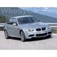 Поколение BMW M3 IV (E9x) седан