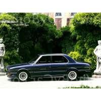 Поколение Alpina B7 E12