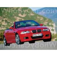 Поколение BMW M3 III (E46) кабриолет