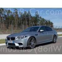 Поколение BMW M5 V (F10)