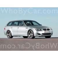 Поколение BMW M5 IV (E60/E61) 5 дв. универсал