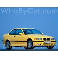 Поколение BMW M3 II (E36) купе