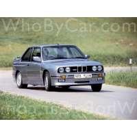 Поколение BMW M3 I (E30) купе