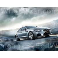 Поколение BMW M6 III (F06/F13/F12) седан