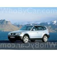 Поколение BMW X3 I (E83)