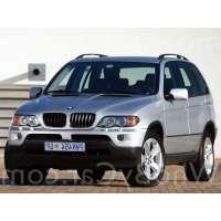 Поколение BMW X5 I (E53) рестайлинг