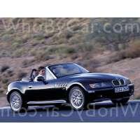 Поколение BMW Z3 родстер