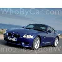 Поколение BMW Z4 M купе