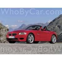 Поколение BMW Z4 M родстер